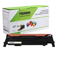 Yellow Compatible Toner, 1K Yield, CLT-Y409S/XAA