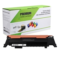 Black Reman Toner, 1.5K Yield, CLT-K407S/XAA