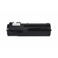Replacement Black Toner Cartridge for Xerox 106R02731