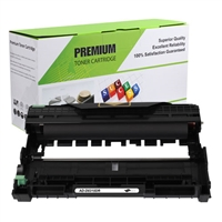 Black Compatible Toner, 12K Yield, OEM 593-BBKE