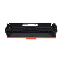 Replacement Cyan Toner Cartridge for Canon 045HC