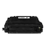 Black Compatible Toner, 6K Yield, CE255A (Universal with Canon C40)
