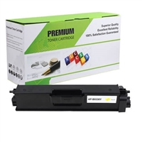Yellow Compatible Toner, 3.5K Yield, OEM TN-336Y