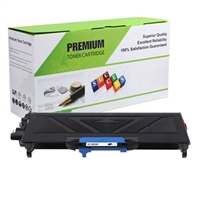 Black Compatible Toner, 2.6K Yield, OEM TN-360