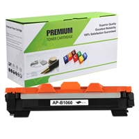 Black Compatible Toner, 1K Yield, OEM TN-1060