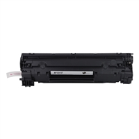 Black Compatible Toner, 2.4K Yield, OEM Cartridge 137