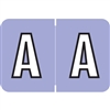 Amerifile ARAM-Series Label, Letter A