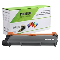 Black Compatible Toner, 2.6K Yield, OEM 593-BBKD