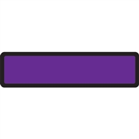 Arden Spine ID Labels - Purple, Blank