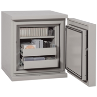 FireKing 1-Hour Fire Rated Data Safe, 2.8 cu ft
