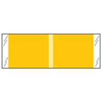 Kardex Solid Color Labels 53500-Series Yellow 53502