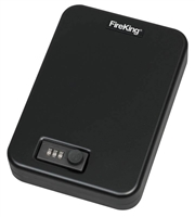 FireKing® Compact Portable Security Box Safe (ML1007)