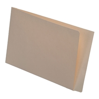 11pt. Mini File Folders, Full Cut End Tab, Mini Size (Box of 100)