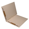 Manila Folder 11pt Twin Pocket Folder 2 Fasteners 50/Box