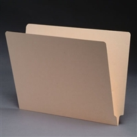 11pt Manila Folders, Full Cut End Tab, Letter Size 100/Box