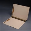 End Tab Expansion Folder with Tyvek Reinforced Tab & Fasteners (S-9152)