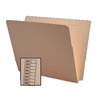 11 point End Tab Expansion Manila File Folders (S-9154)