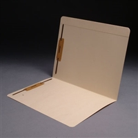 "Manila Top Tab Folders S-9263, Straight-Cut Reinforced Tab, Letter Size, 3/4"" Exp, No Fasteners, 14pt Manila, 50/Box"