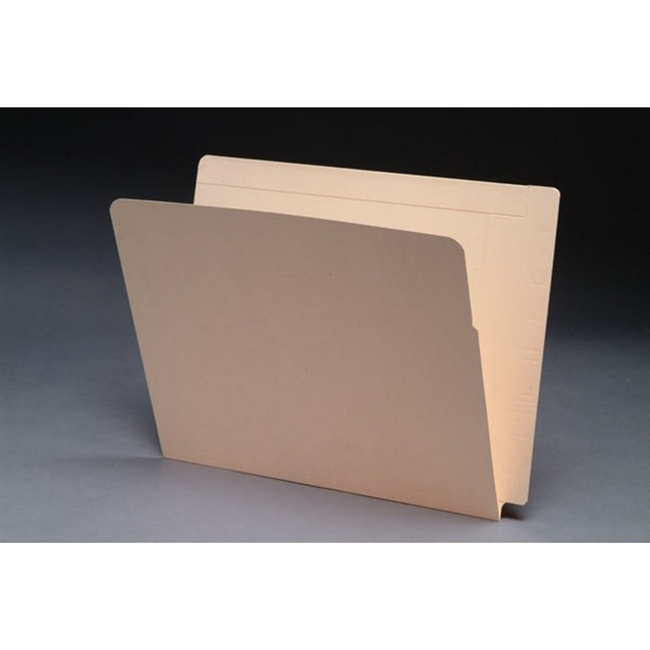 11 point End Tab Expansion Manila File Folders (S-9191)