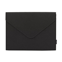 Smead Soft Touch Cloth Expanding Files Letter Size Black 70920