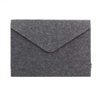 Smead Soft Touch Cloth Expanding Files Letter Size Gray 70924