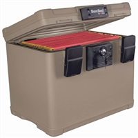 FireKing SureSeal Fireproof Waterproof Safe, 0.60 cu ft
