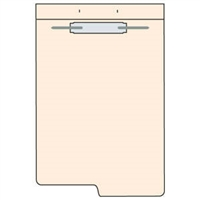 Fileback Dividers, Right Winged, 8-1/2 x 11-3/4, 100/Pack (26372)