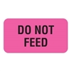 Do Not Feed Label V-AN205