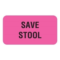 Save Stool Label V-AN210