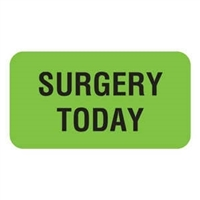 Surgery Today Label V-AN217