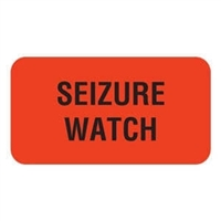 Seizure Watch Label, 1-5/8 x 7/8, 560/RL (V-AN443)