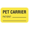 Pet Carrier/Patient Label, 1-5/8 x 7/8, 560/RL (V-AN620)