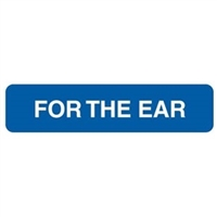 For the Ear Label, 1-5/8 x 3/8, 500/RL (V-AN656)