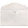 #6-1/4 Regular Envelopes (3-1/2 x 6) 24lb White 500/BX