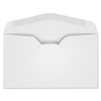#6-3/4 Western Sulphite Regular Envelope (W0424)