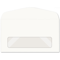 Western Sulphite Window Envelope (No. 6-3/4) 0880