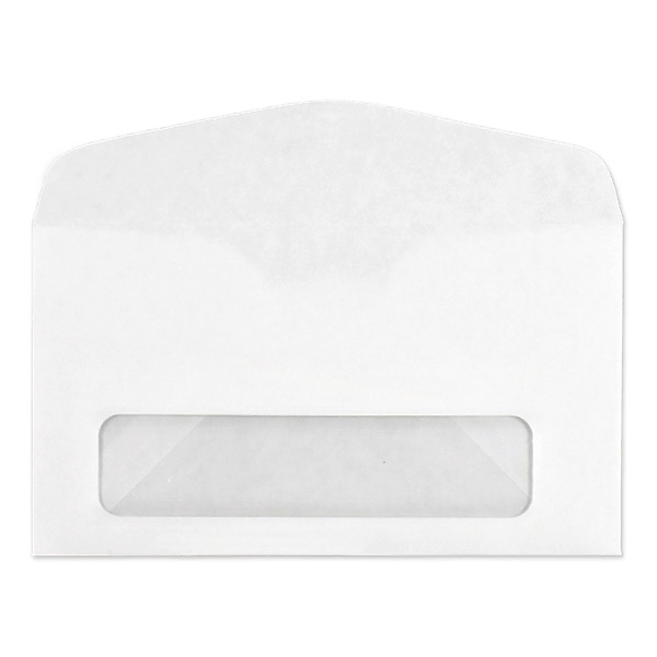 Western Sulphite Window Envelope (No. 6-3/4) 0888