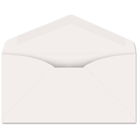 #7-1/2 Western Sulphite Regular Envelope (W1248)