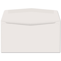 Western Sulphite Side Seam Regular Envelope (No. 7-1/2) 1729