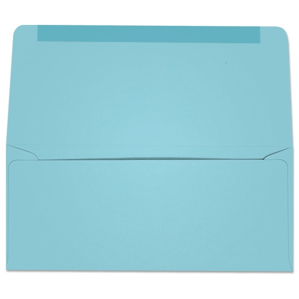 FSC Certified Two Side Seams Under Pastel Sulphite 3-7//8 x 8-7//8 9 24 lb Vellum Finish Box of 500 Envelopes Large Flap Green Colored Collection//Remittance Envelope No Acid Free