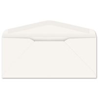 Ultra-White Regular Envelope (No. 9) 2540