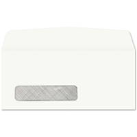Digi-M Crosshatch Inkjet Window Envelope (No 10) 2561