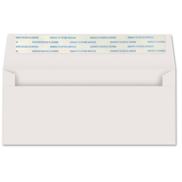 Western Sulphite Side Seam Regular Square Flap Kwik-Tak (No. 10)