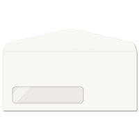 Signature Bond Window Envelope (No. 10) 2593