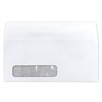 Digi-Clear Confetti Tint Extended Flap Envelope (No 10) 2613