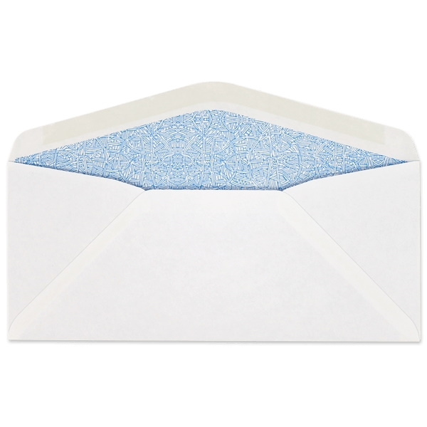Regular Wesco Tint Envelopes (No. 10) 2648