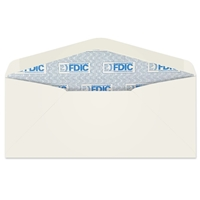 FDIC Security Tint Envelope (No 10) 2652
