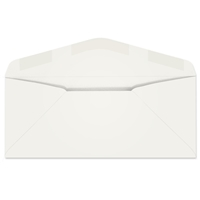 Ultra-White Regular Envelope (No. 10) 2958