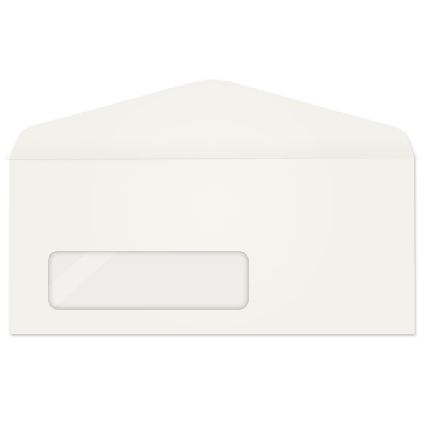 President Window Envelope (No. 10) 3100