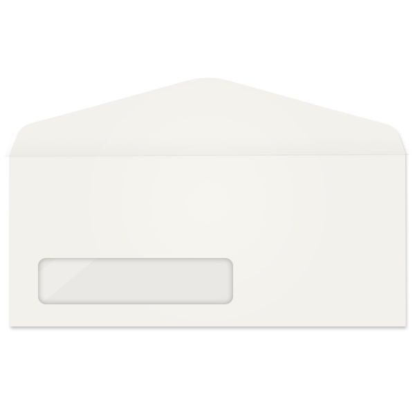 Western Sulphite Window Envelope (No. 10) 3104